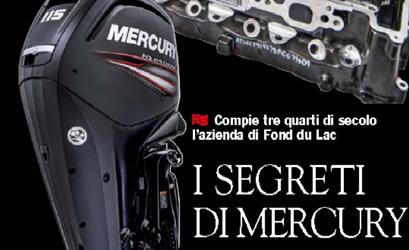 segreti di Mercury Marine